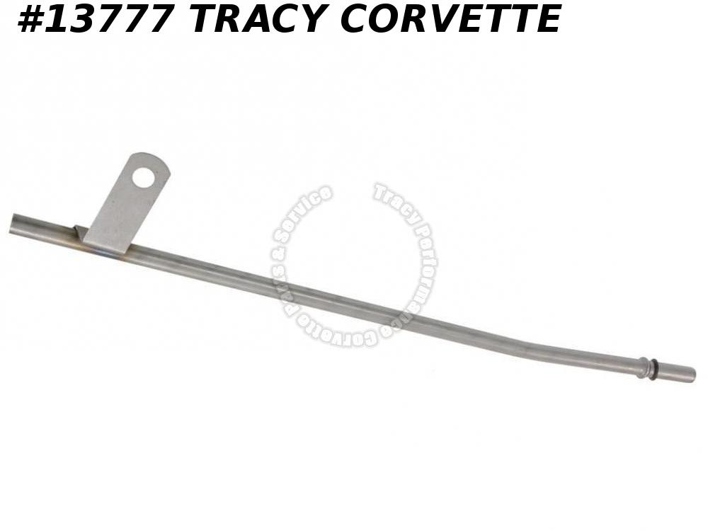 1965-1969 Corvette Oil Dipstick Tube - 396 / 427 Correct Chevrolet