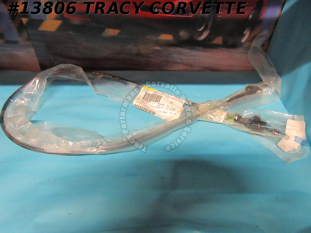 1989-1991 Corvette Throttle Control Detent Cable Automatic Transmission 10163879