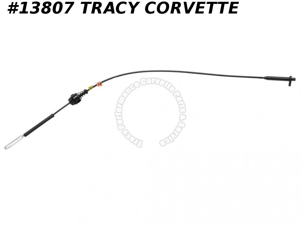 1976-1980 Corvette 1262620 Chevrolet Transmission Detent Control Cable Automatic