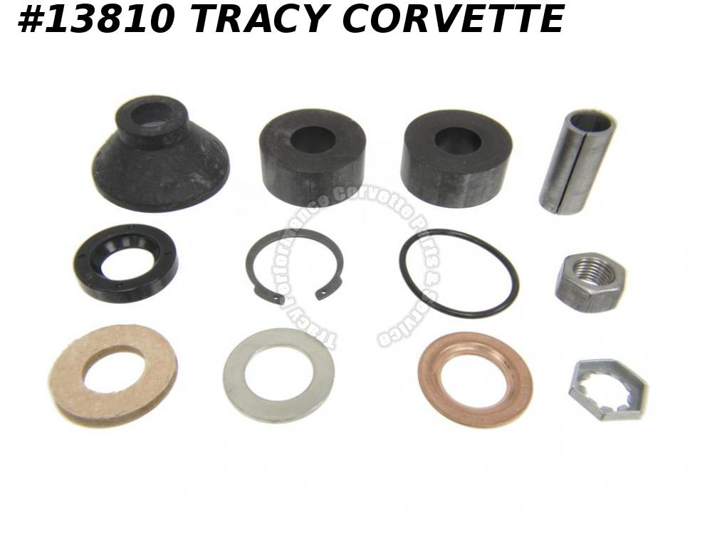1963-1982 Corvette Power Steering Cylinder Rebuild Kit Slave Cyl. Small Parts