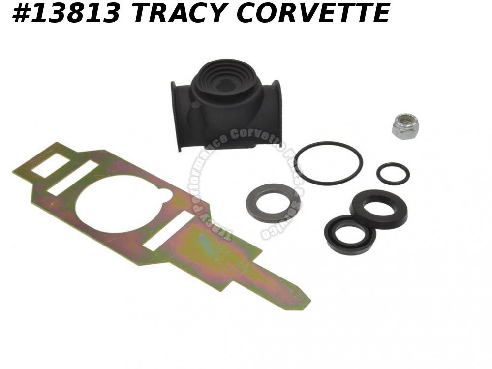 1963-1982 Corvette Power Steering Control Valve Rebuild Kit PSCV Seal Kit