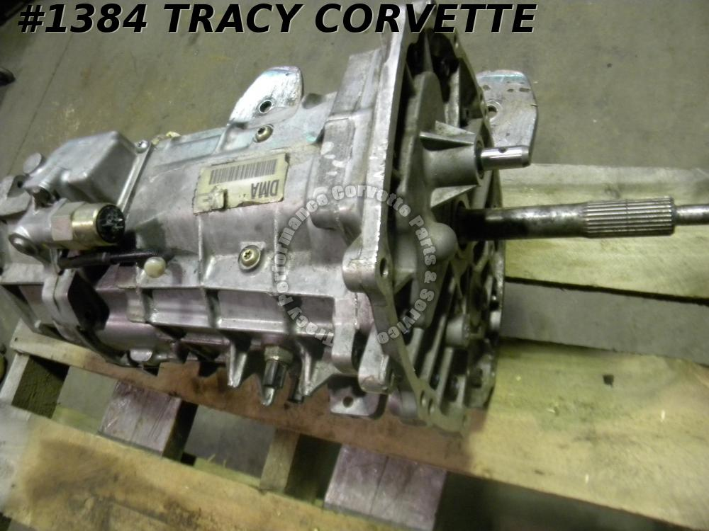 2005-2013 Corvette Used C6 Tremec 6 Speed Manual Transmission Assembly wo Cooler