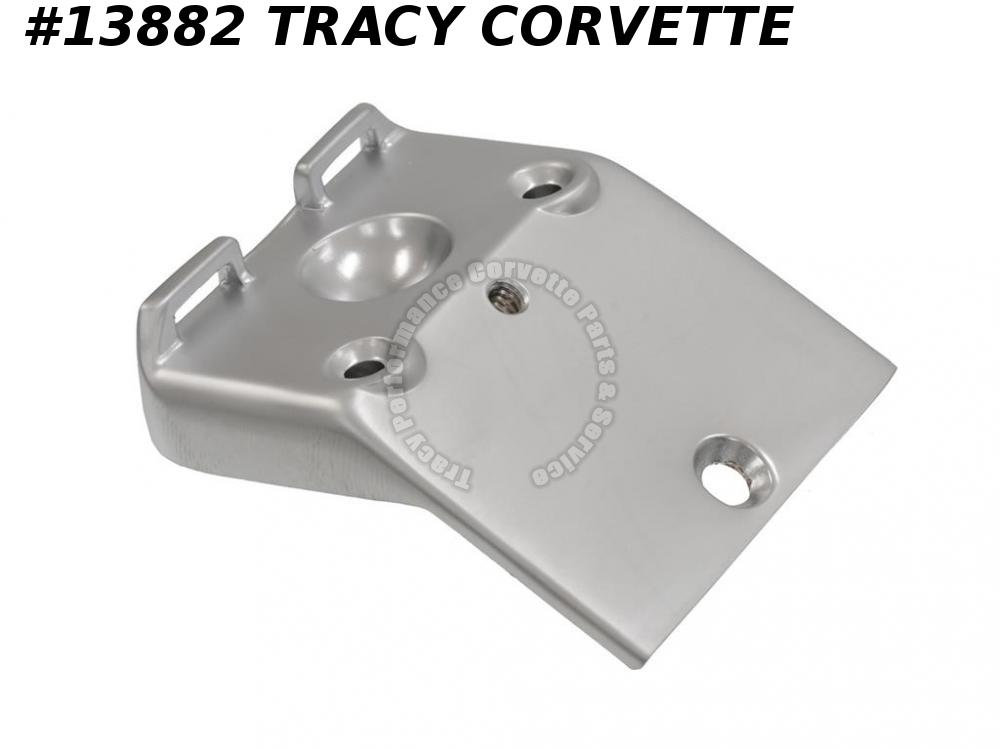 1968-1976 Corvette Mirror Bracket - Inside Rear View On Windshield Frame Coupe