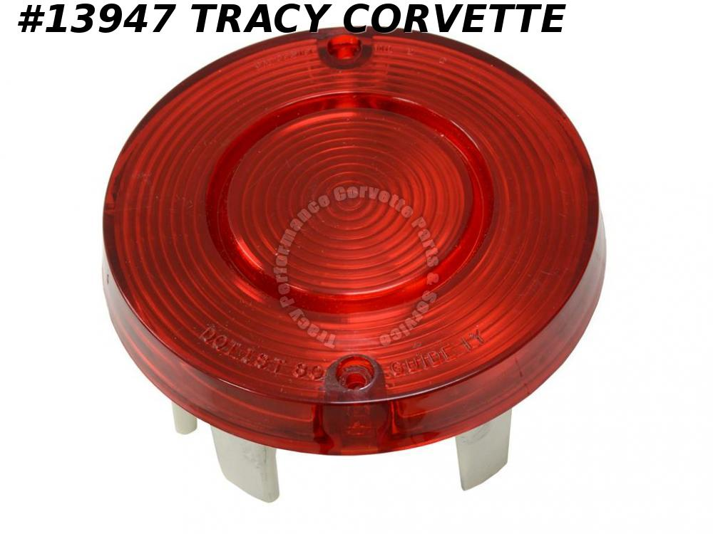 1980-1982 Corvette Tail Lamp Assembly NOS GM# 914031    1981