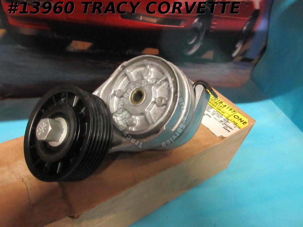 1992-1993 Corvette Engine Drive Belt Tensioner Idler LT1 GM Original Dayco