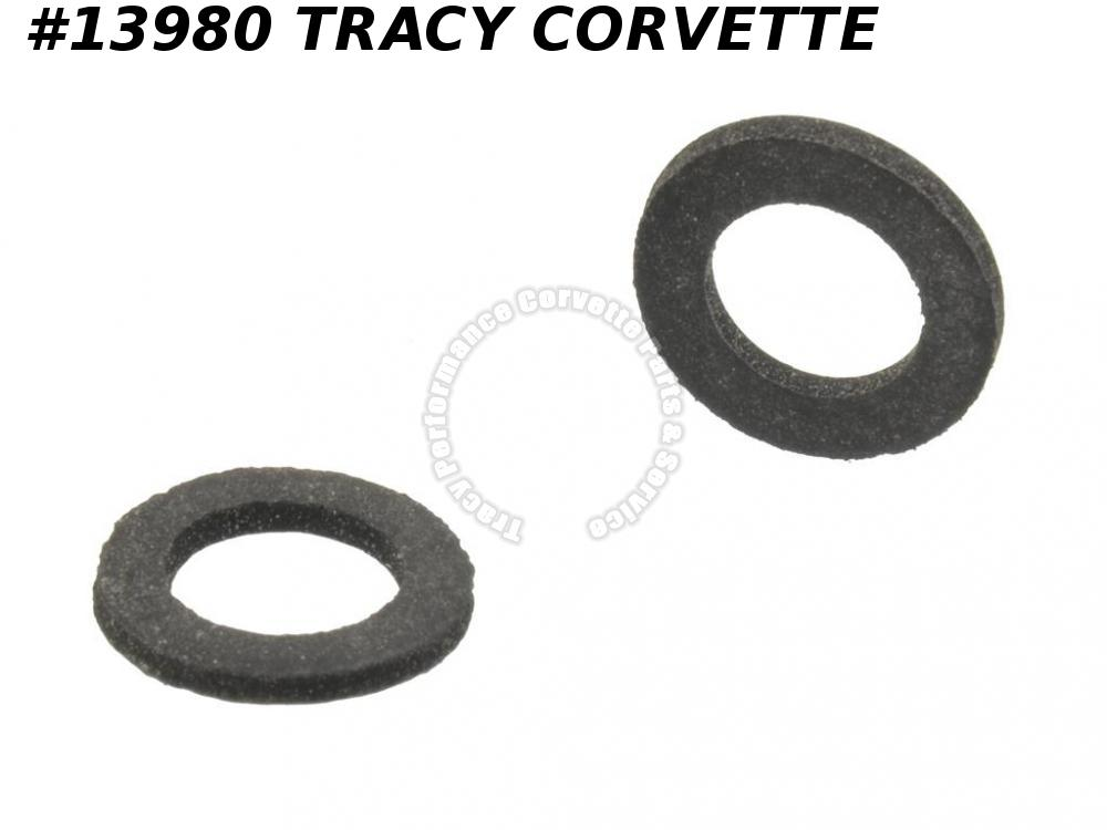 1963-1975 Corvette Hardtop Rear Mount Bolt Rubber Washer