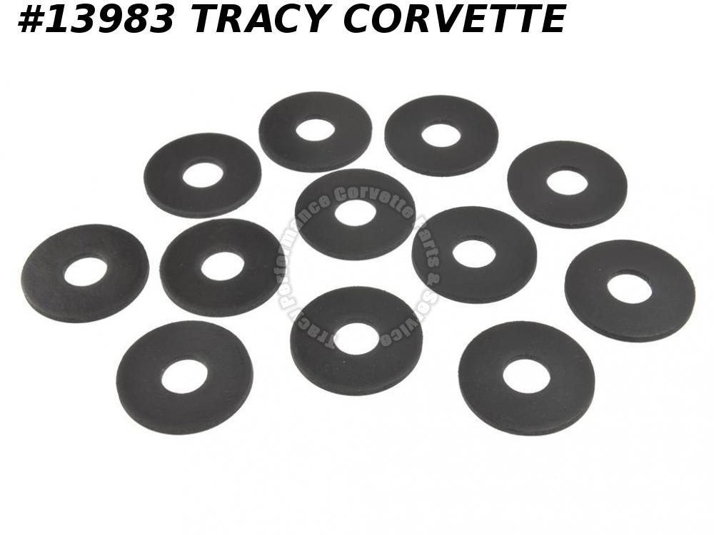 1963-1967 Corvette Bumper Paint Saver Set - 12 Pieces