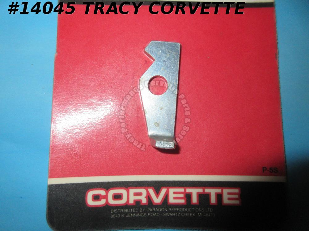 1968-1969 Corvette Accelerator Return Spring Bracket
