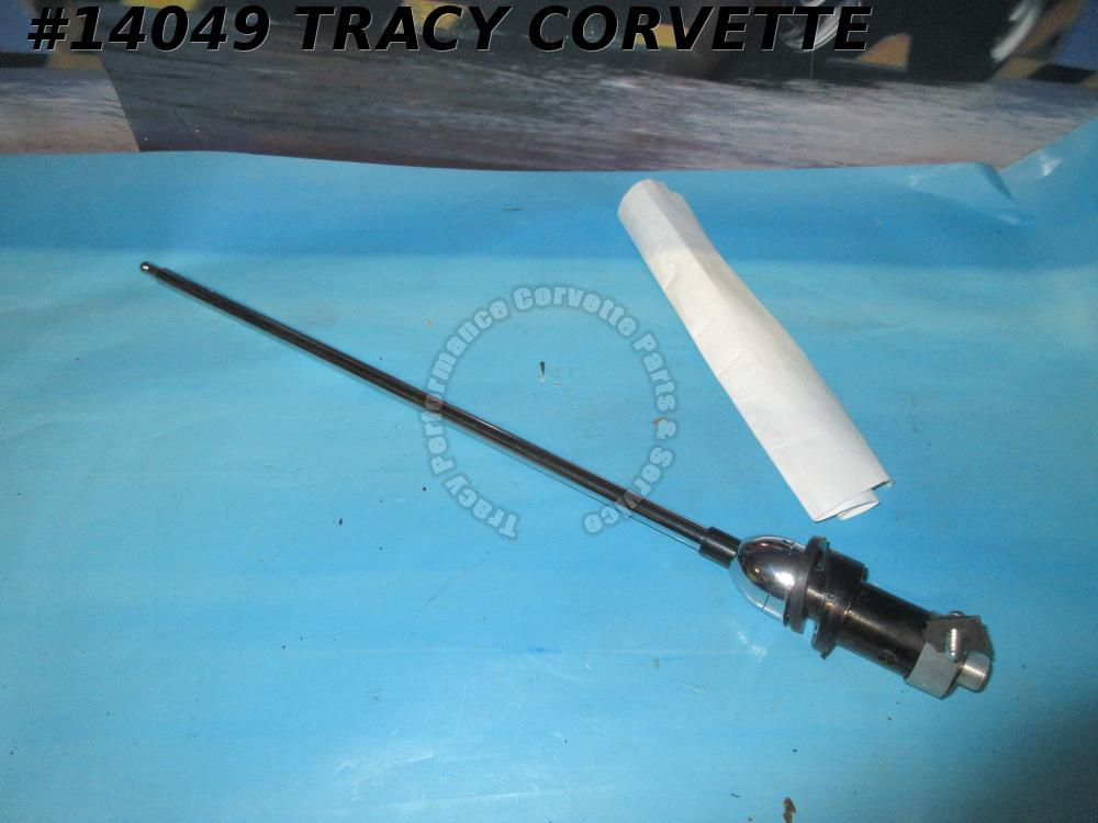 1963-1964 Corvette Antenna Assembly With Hardware