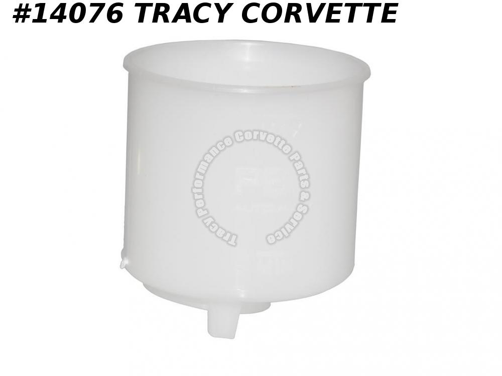 1984-1991 Corvette Master Cylinder Reservoir - 2 Required ACDelco GM# 14067534