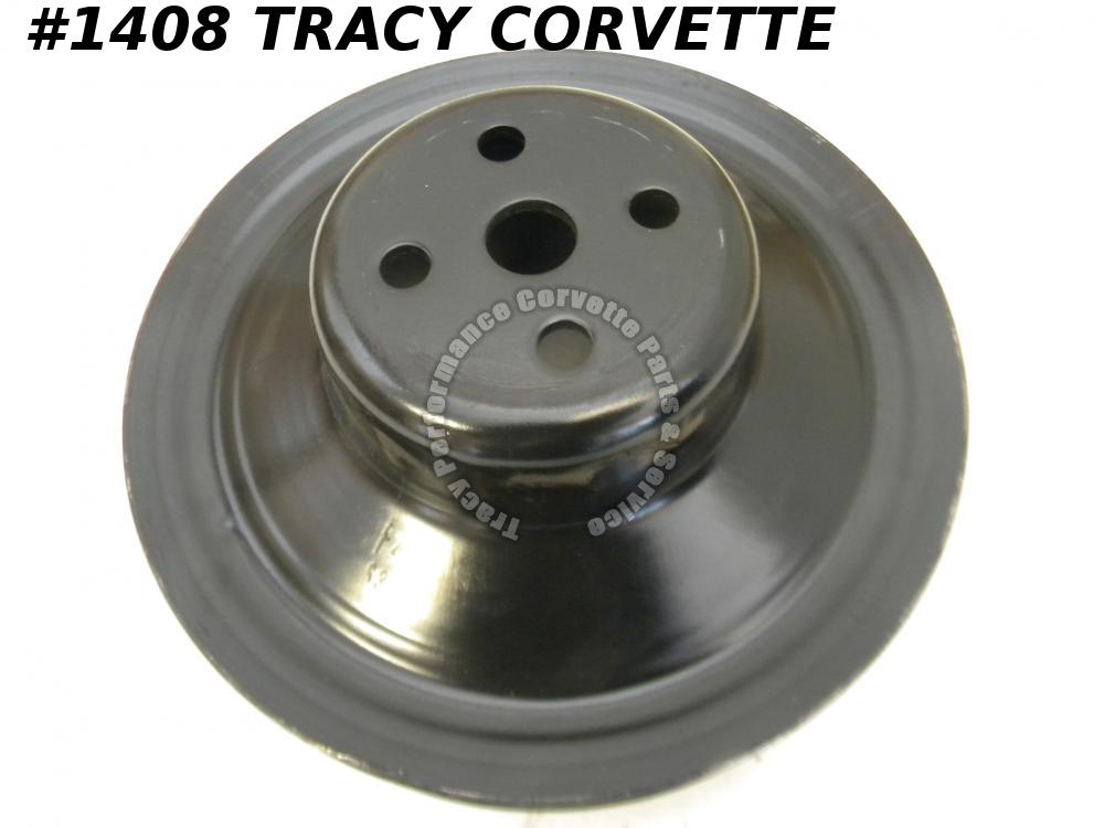 1963-1968 Corvette NOS 3900434 AB Fan/Water Pump Pulley