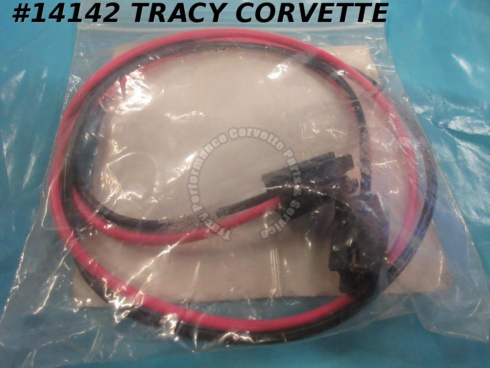 1981 Corvette Power Seat Wire Harness - Power Supply Feed