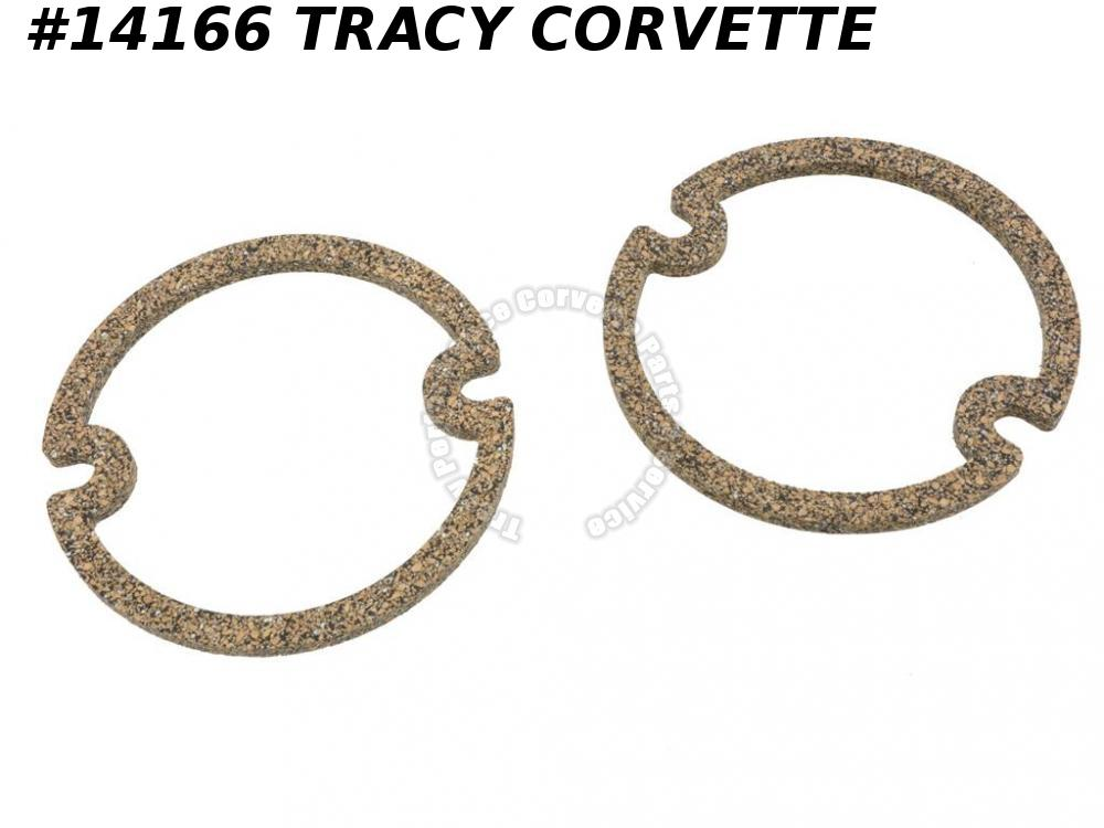 1956-1957 Corvette Tail Light Lens Gasket C1