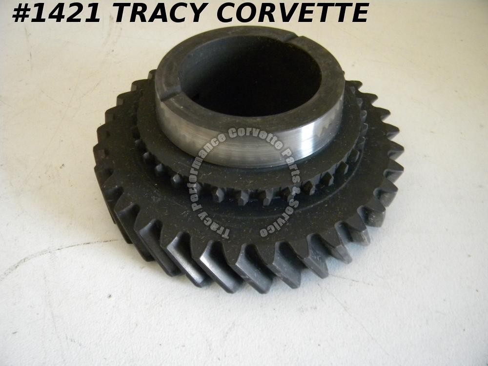 1984-1985 Corvette NOS 360803 MK2 Manual 4 Speed Transmission 34 Tooth 1st Gear