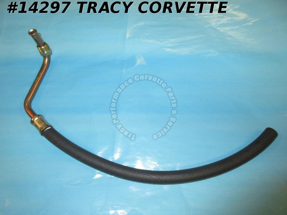 1963-1982 Corvette Power Steering Return Hose GM# 3826278