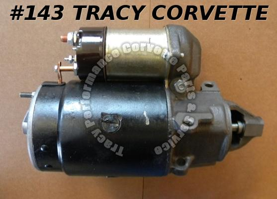 1966-1967 Corvette Rebuilt 1107365 Big Block/L88 Starter 6 K 24 October 24 1966