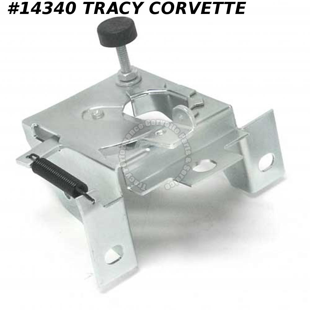 1965-1967 Corvette Female Hood Latch / Assembly - Right Hand GM# 3841438