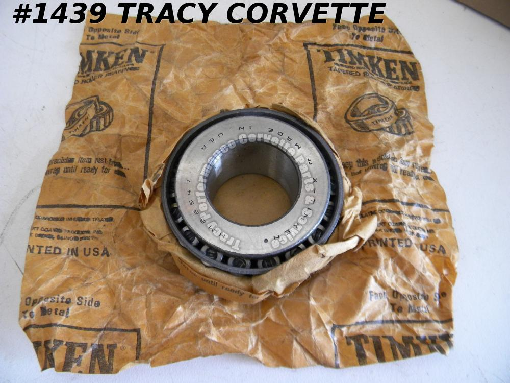 1956-1962 Corvette NOS 457270 Timken Differential Drive Pinion Front Bearing