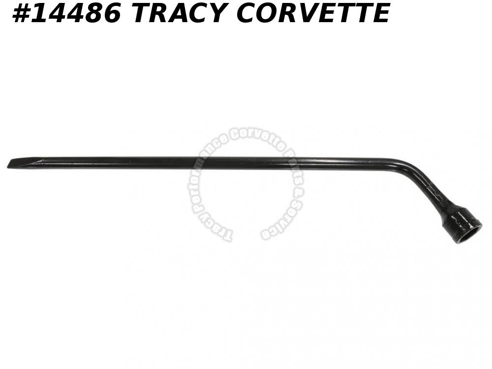1953-1960 Corvette Lug Wrench - Reproduction GM# 3710686