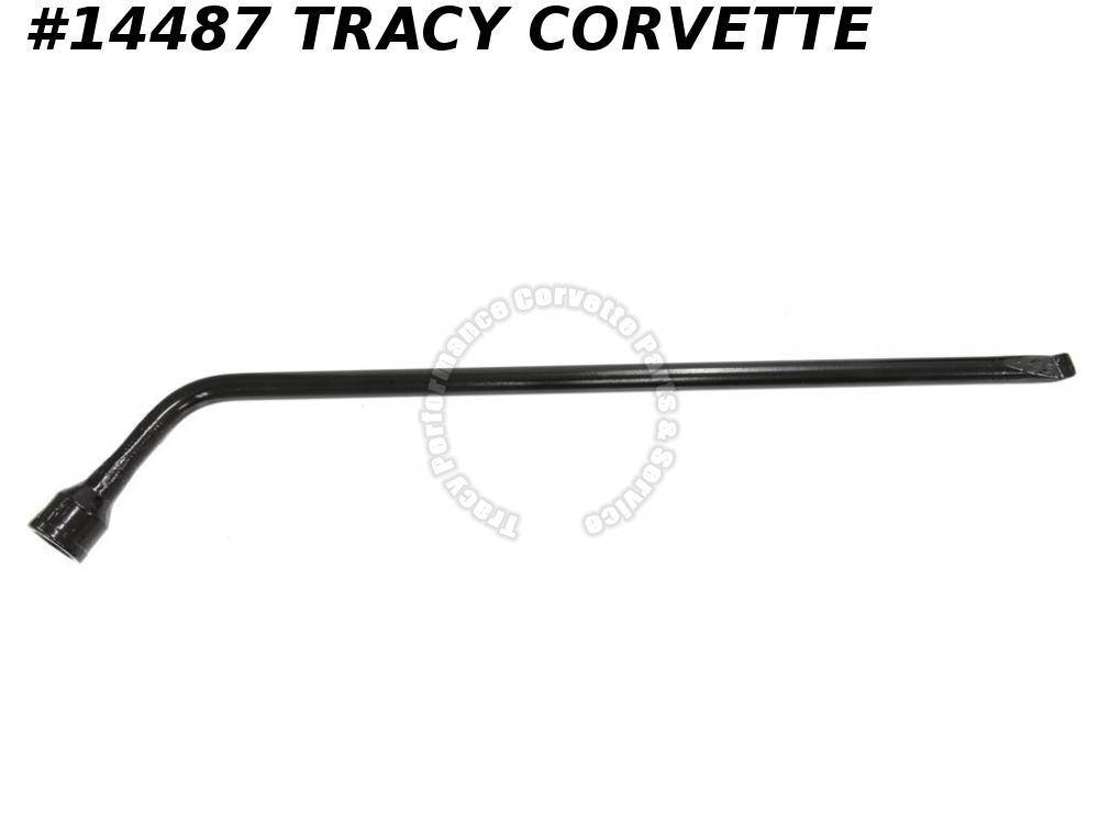 1961-1962 Corvette Lug Wrench GM# 3788336    Reproduction