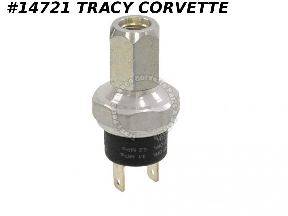 1974-1979 Corvette Air Conditioning Low Pressure Cut Off Switch GM# 6262646