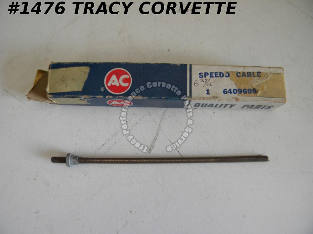 1963-1965 Corvette NOS 6409698 FI Distributor Shaft Cable w/o Casing