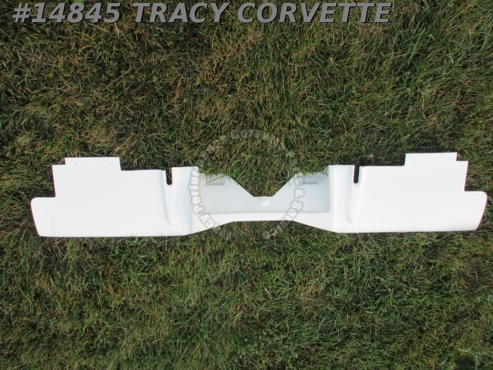1970-1973 Corvette Rear Filler Panel Lower Valance for Side Exhaust Conversions