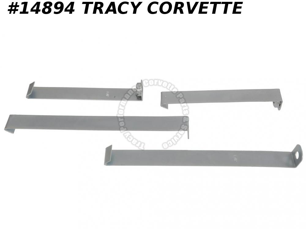 1963 Corvette Expansion Tank Straps
