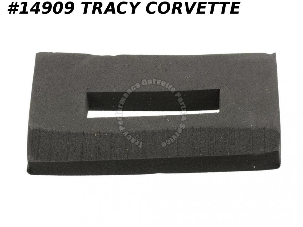 1970-1975 Corvette Door Guide Seal - Convertible GM# 3966557