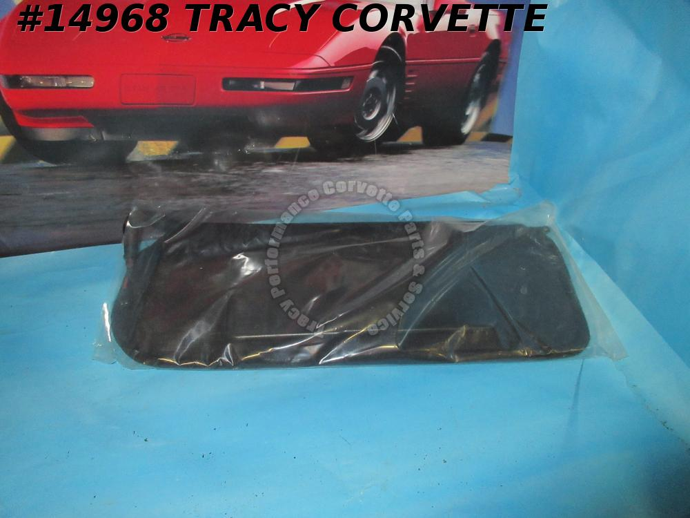 1997-2004 Corvette 10334045 Black Sunvisor Vanity Mirror Replacement  Left Hand