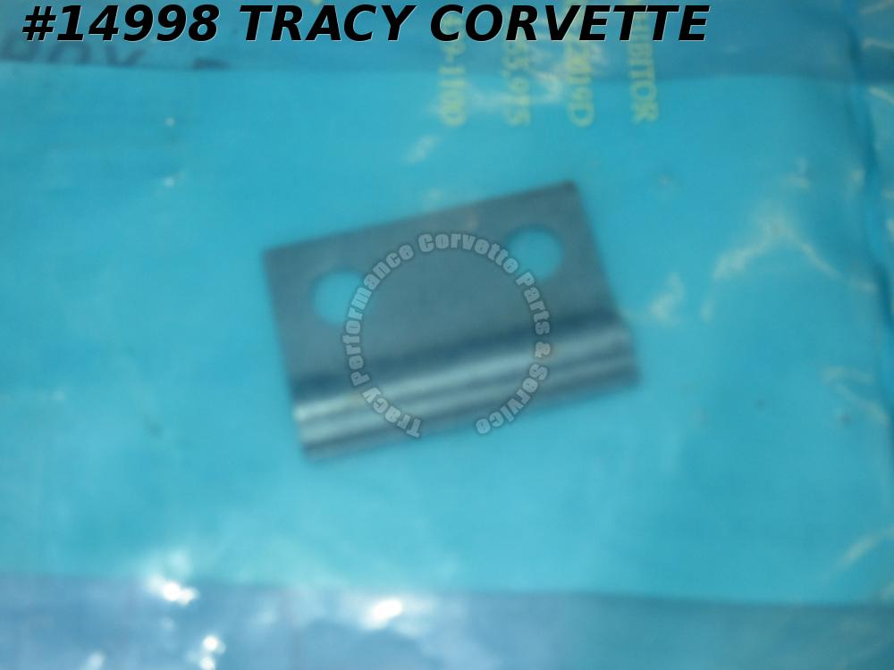 1963-1964 Corvette Grille Molding Clip. 5 Required