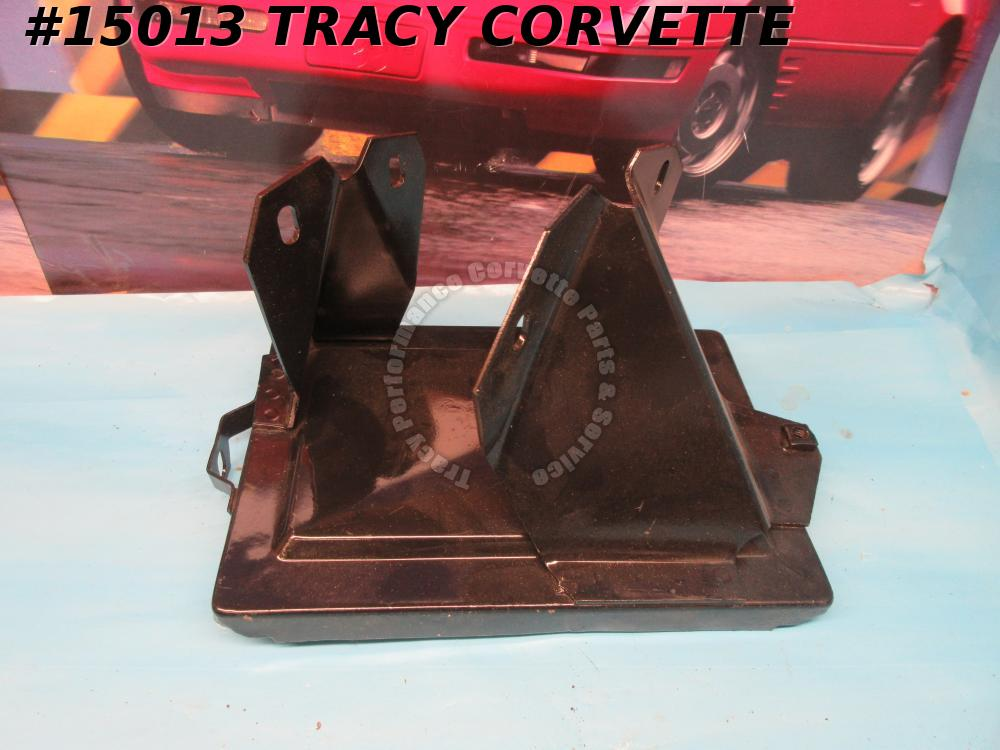 1963-1965 Corvette Battery Tray GM# 3824267 No AC Right mounted - Replacement