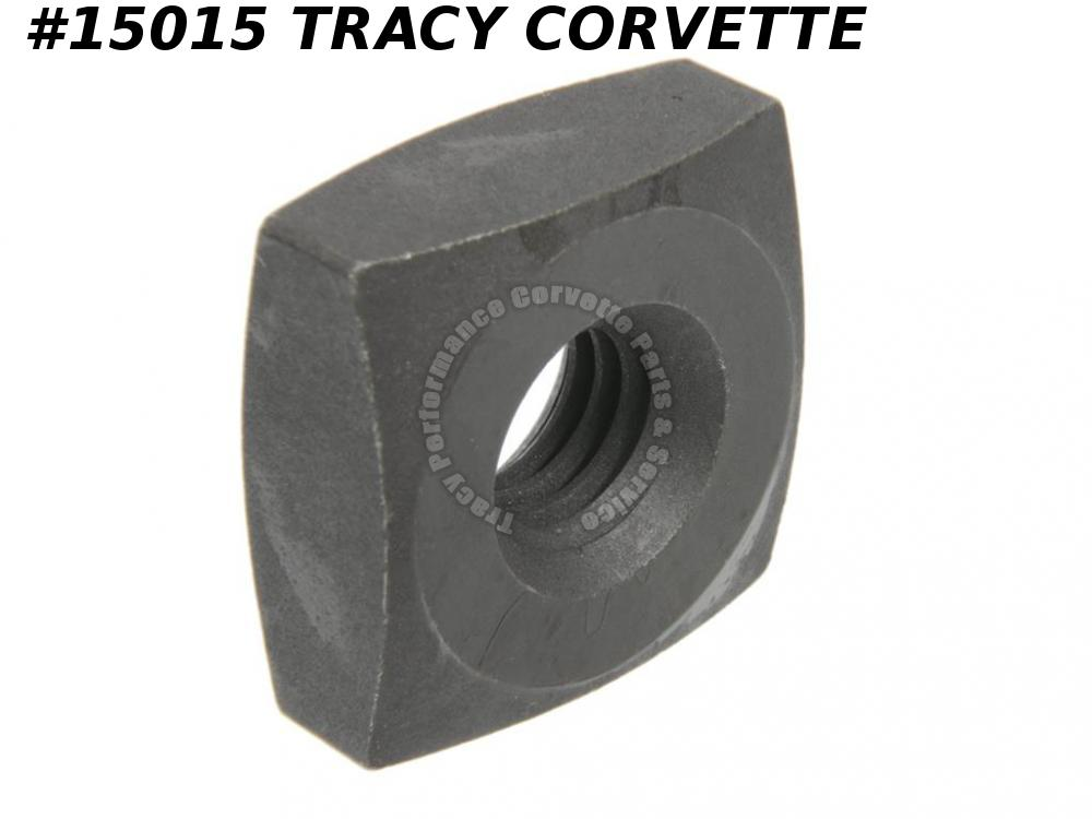 1963-1982 Corvette Body Mount / Radiator Support Square Nut