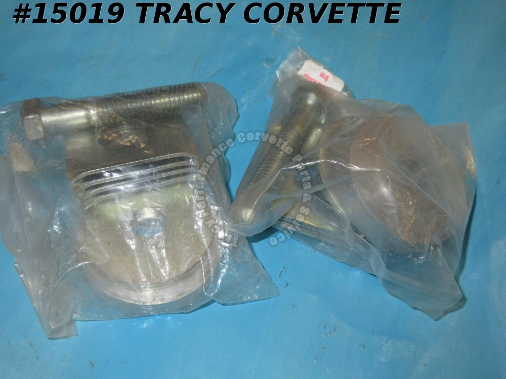 1968-1972 Corvette #4 Body Mount Kit