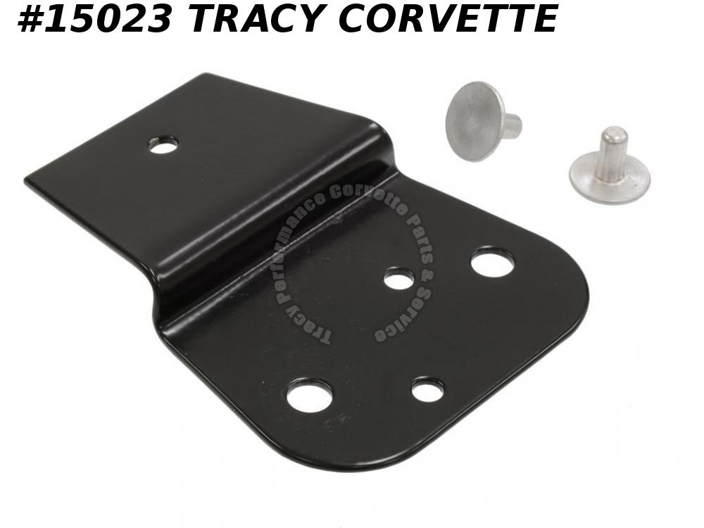 1964-1967 Corvette Splash Shield Mount Bracket - Right Hand Inner