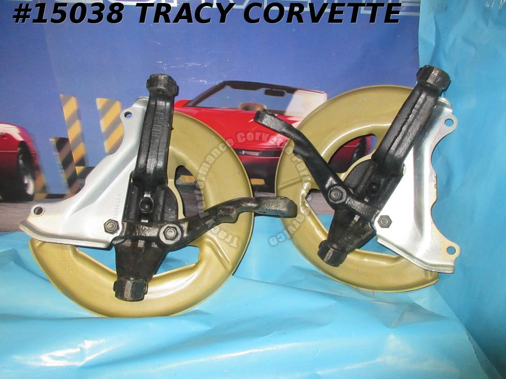 1963-1982 Corvette Front Spindle Assembly Right and Left - Refurbished