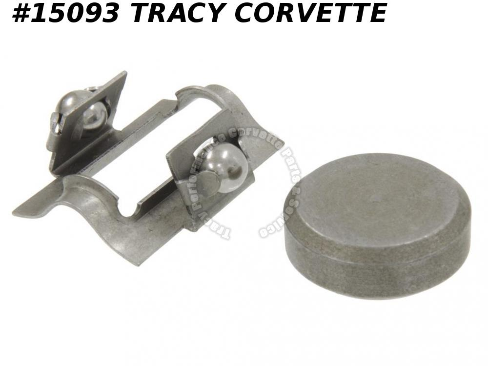 1953-1962 Corvette Seat Track Roller Assembly - 4 Required Per Seat