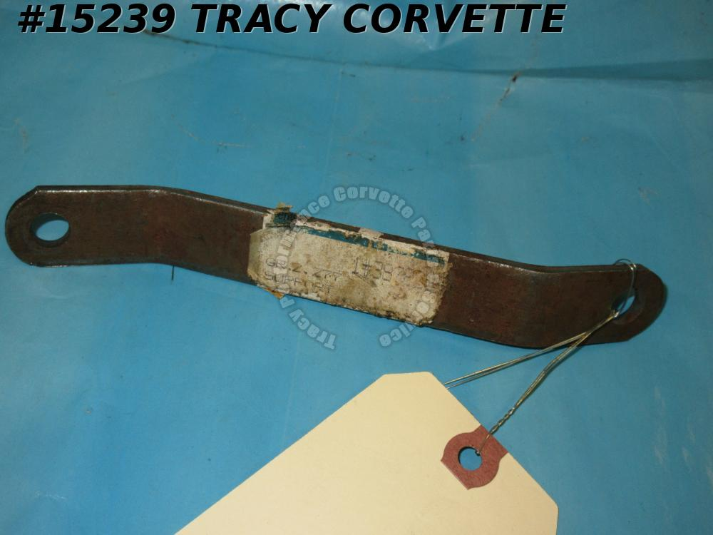 1965-1969 Corvette Alternator Adjusting Brace 3878239 w/ Power Steer 396 427 NOS