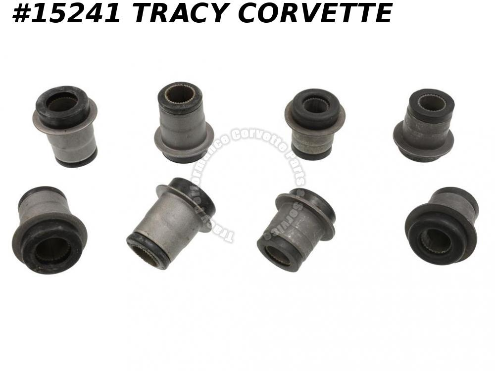 1963-1982 Corvette Control Arm Bushing Set - Front Upper Lower A-arms -  Car Set