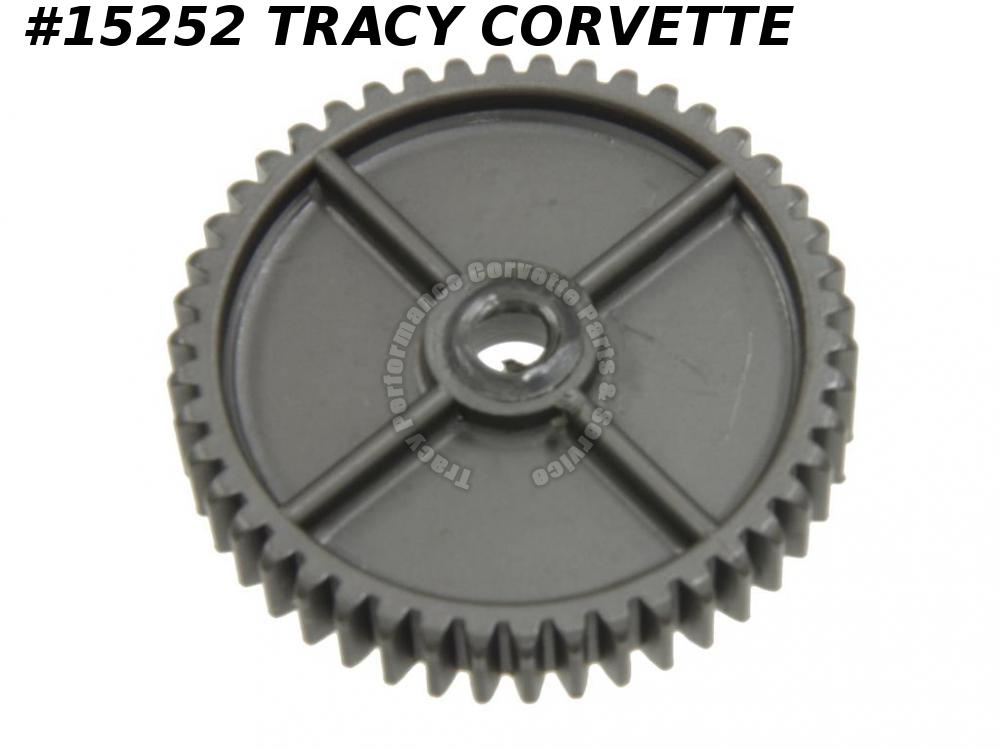 1955-1961 Corvette Tach Tachometer Drive Gear (Nylon Improved Reproduction)
