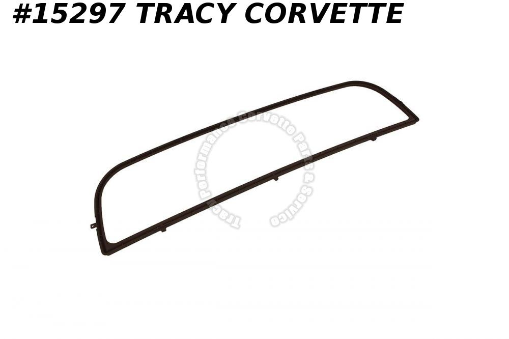 1973-1977 Corvette Coupe Rear Window Frame GM# 327667