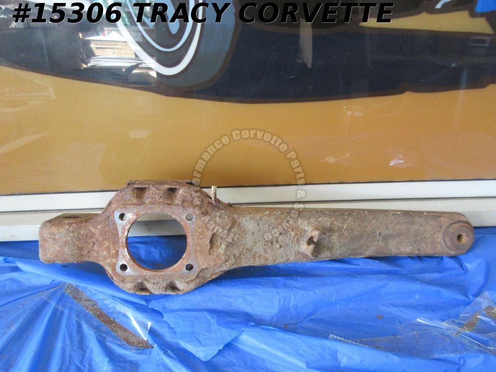 1965-1982 Corvette Rear Trailing Control Arm 14035664 RH  No Rear Sway Bar Holes