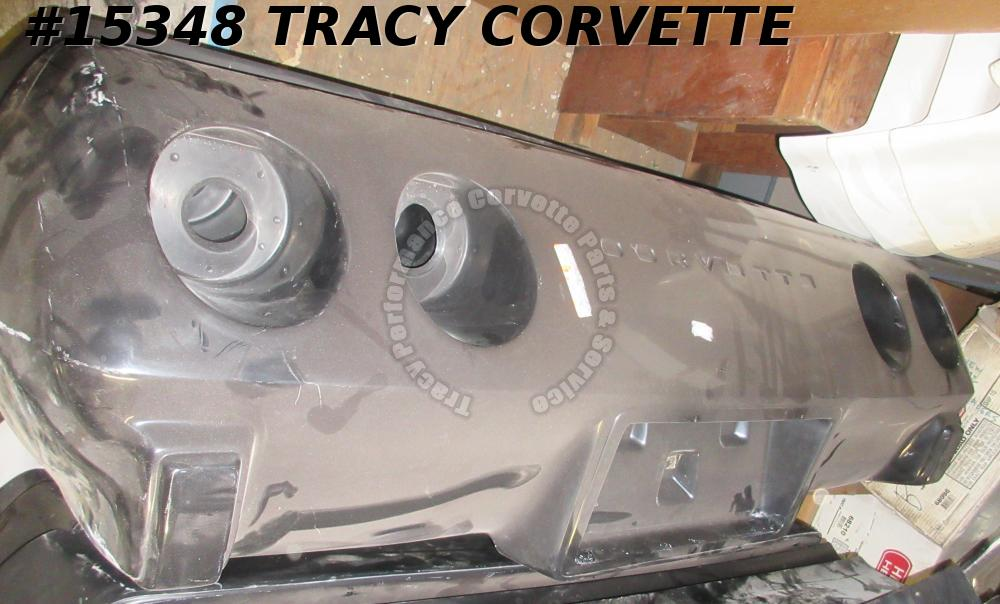 1975-1976 Corvette Rear Bumper Cover GM# 347897 Fiberglass TruFlex HLU Seconds