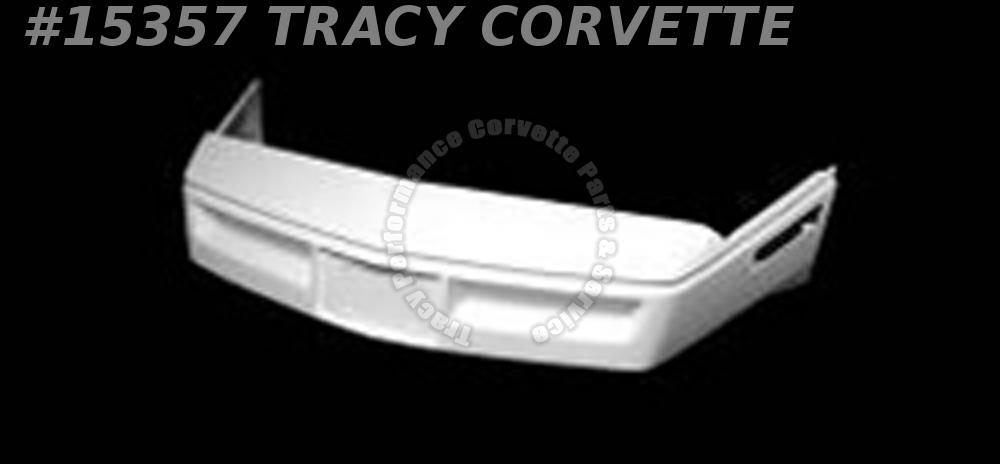 1984-1990 Corvette Bumper Front GM# 14030201 HLU Fiberglass -  Second Quality