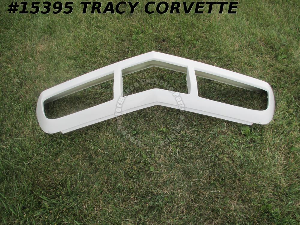 1973-1974 Corvette Front Bumper GM# 6263597 HLU Fiberglass - Second Quality