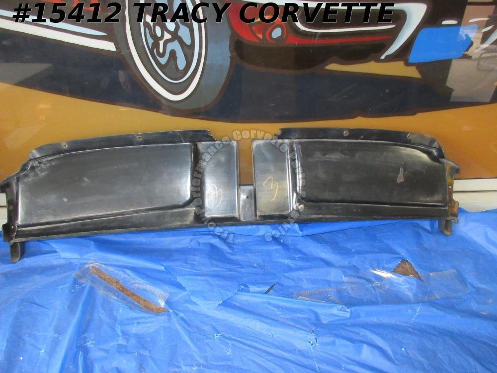 1968-1975 Corvette Soft Top Convertible Header Trim GM# 3930340 Panel Original 3