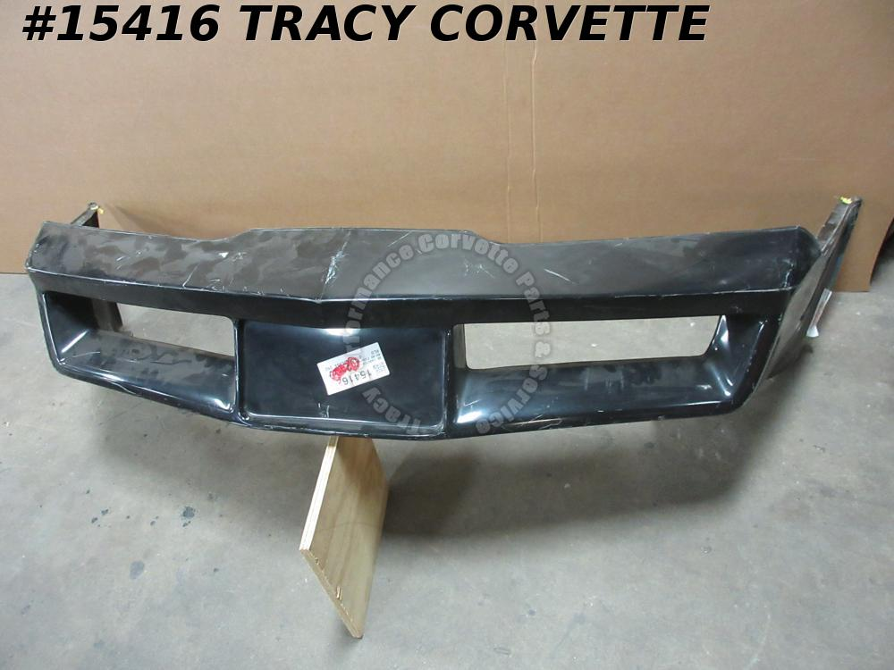 1980-1982 Corvette Front Bumper GM# 14007081 Hand Lay Up Fiberglass *Seconds** B