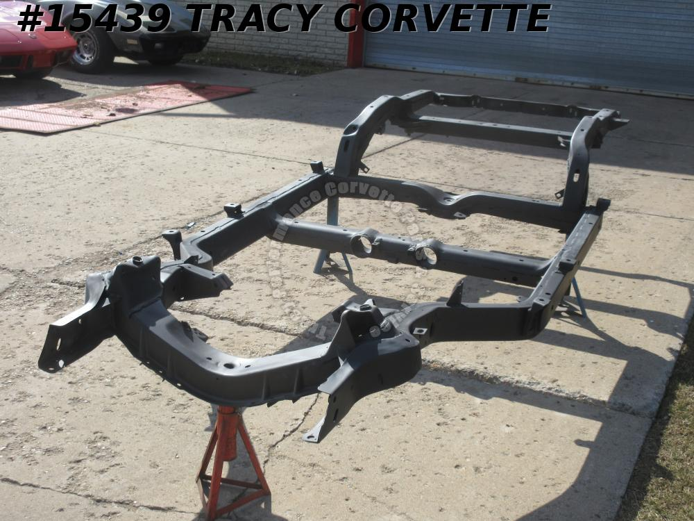 1963 Corvette Solid Original Bare Frame GM# 3819263 The Real Deal No Conversions