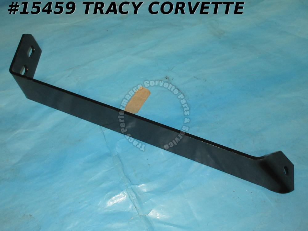 1964-1967 Corvette Bumper Bracket GM 3848218 Front Outer Right - Thin - USA Made
