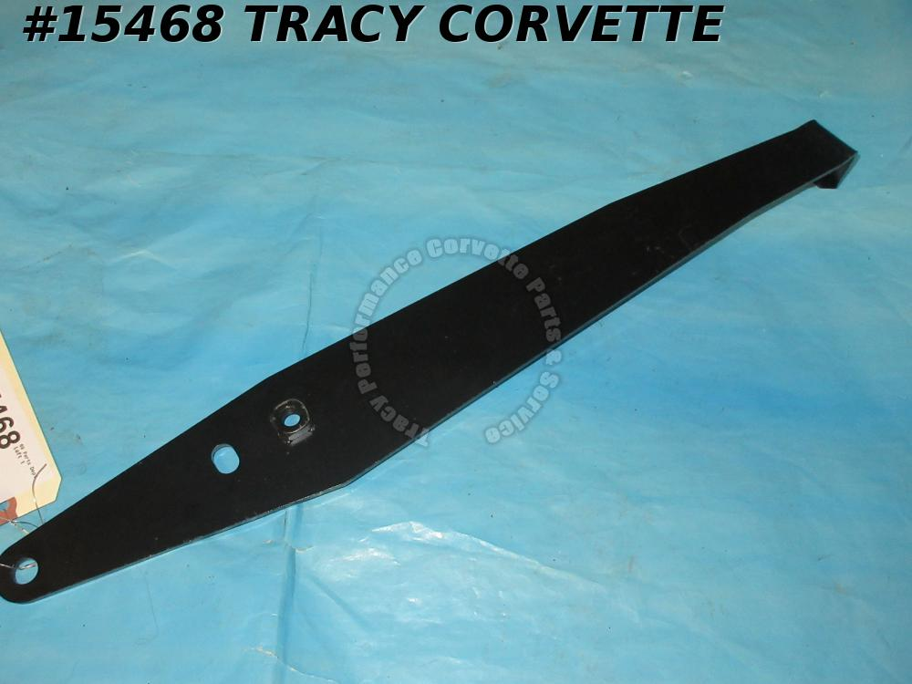 1965-1967 Corvette Bumper Bracket GM# 3866406 Center Front Through Grille Right